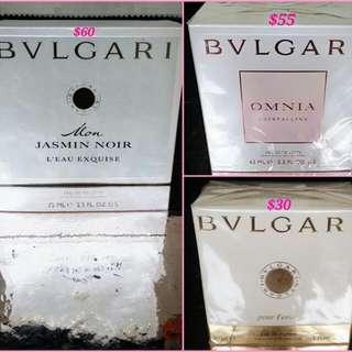 💯 Authentic Bvlgari Perfume