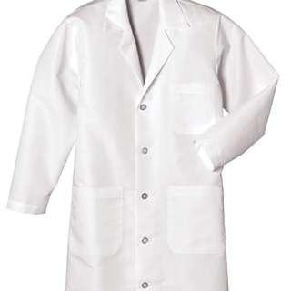 Lab Coat & Goggle