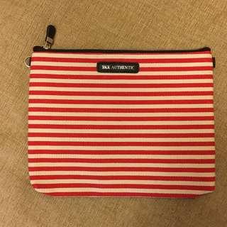 降價!(全新)泰國購入 紅白條紋小包