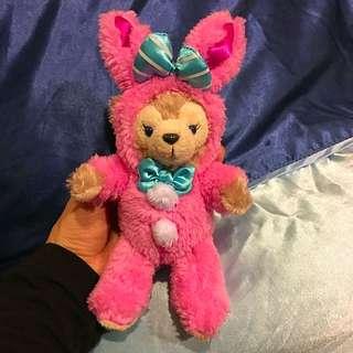 絕版復活節兔子雪莉玫