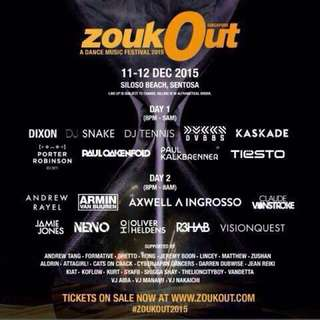 ZOUKOUT DAY 2