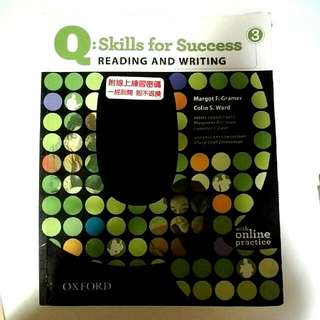 Q:Skills for Success  READING AND WRITING 3