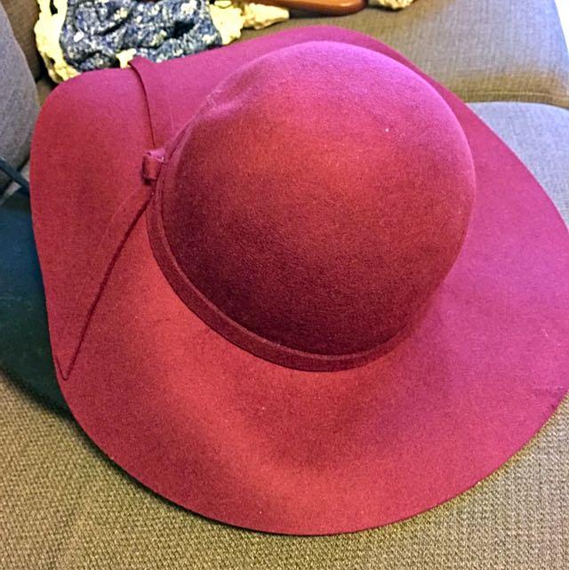 法式毛尼帽