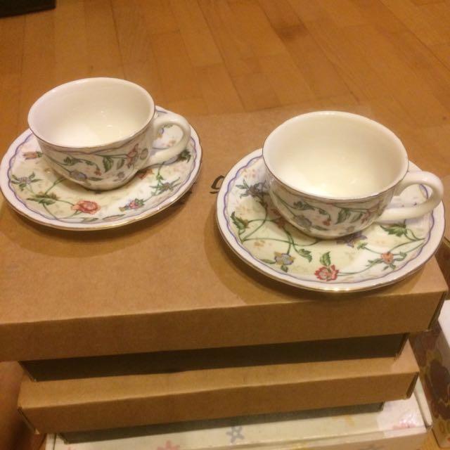 日本設計 咖啡對杯