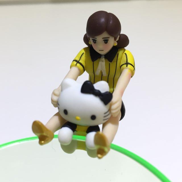 杯緣子 Kitty系列 棒球裝