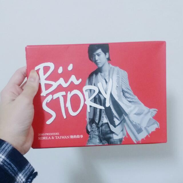 Bii的專輯-Bii story