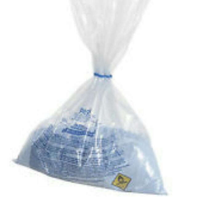 Blue Powder bleach 500g Bags
