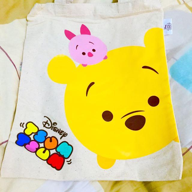 Disney Tsum Tsum 提袋