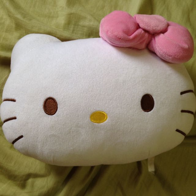 Kitty 抱枕