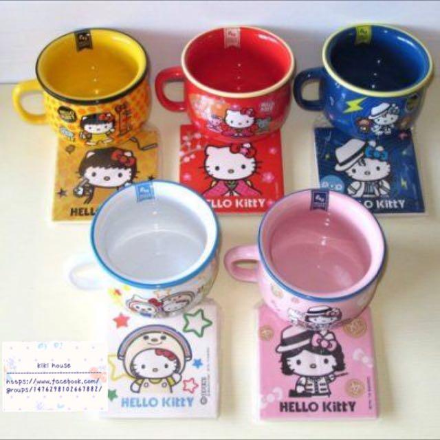 Kitty 陶瓷湯碗