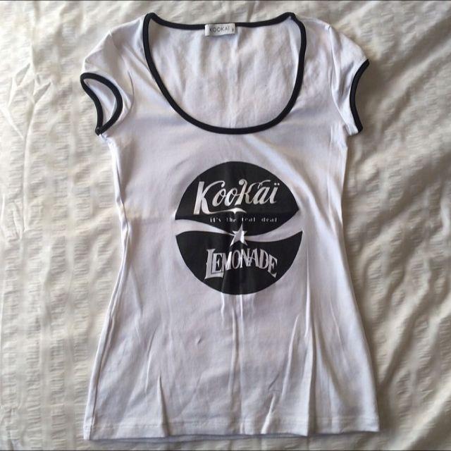 Kookai Fitted T-shirt