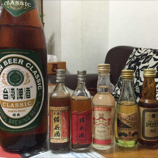 Mini Bottle Whiskey