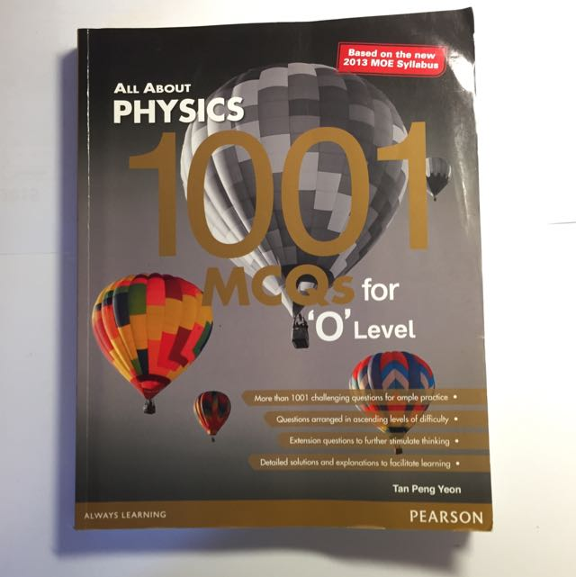 Olevel 1001 mcqs physics textbooks on carousell photo photo photo photo photo fandeluxe Gallery