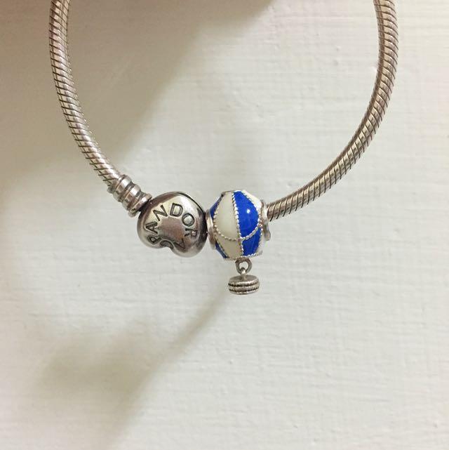 Pandora熱氣球串珠