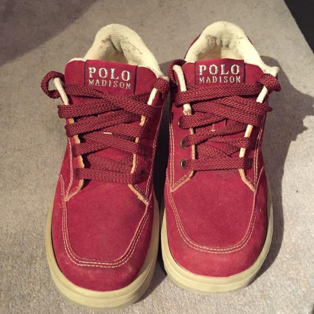 PoLo madison shoes