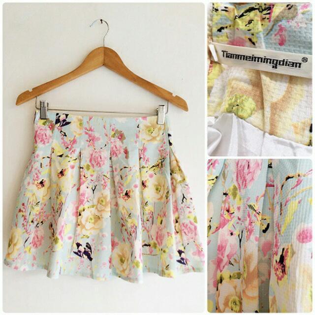 Preloved Flare Skirt