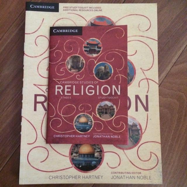 Religion Textbook