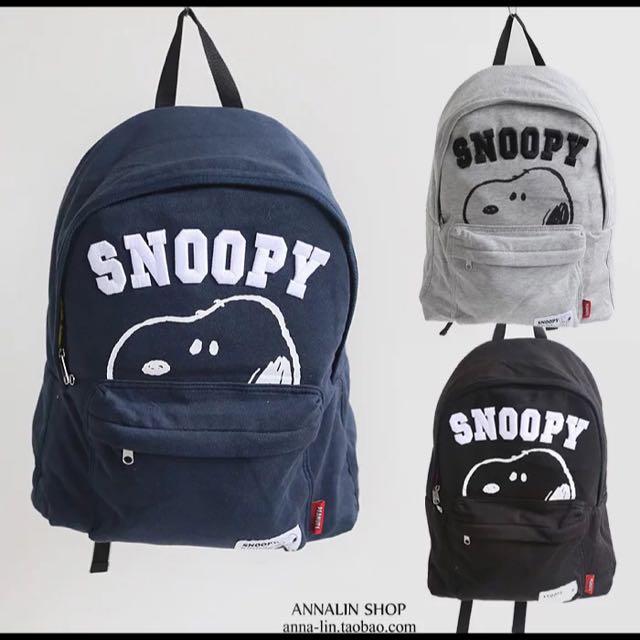Snoopy背包