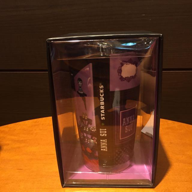 ✨超夯全新現貨✨Starbucks X Anna Sui 時尚雙層馬克杯