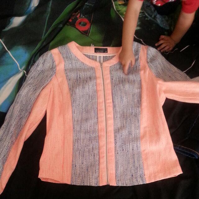 Tokito Jacket Size 12
