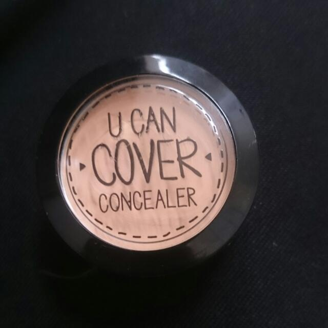 (二手)韓國U Can Cover 遮瑕膏