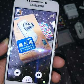 三星SAMSUNG GALAXY S4 Zoon照相手機3g手機+相機+上網(c1010)