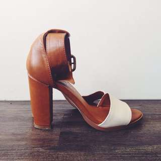 Sportsgirl Tan Shoes Size 7