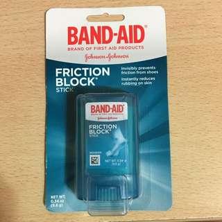 全新-美國Band-Aid Friction Block 嬌生防磨腳舒緩膏 9.6g