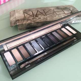 BNIP Naked Urban Decay Smoky Palette (pending)