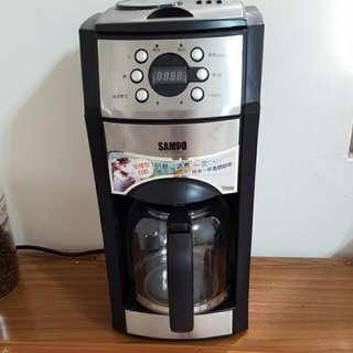 SAMPO研磨咖啡機 保留