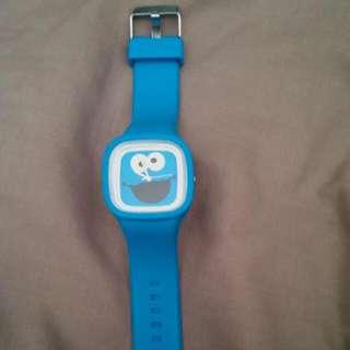 New Sesame Street Workshop Cookie Monster Watch