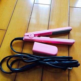 二手 粉色離子夾