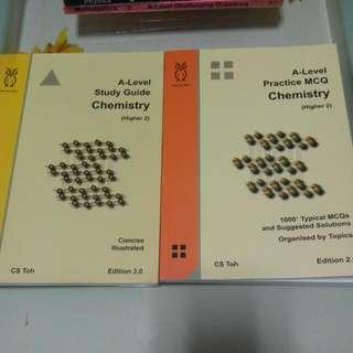 Alevel H2 Chem Guide Book/ MCQ PRACTICE