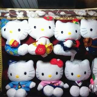 🚚 麥當勞Hello Kitty第一代-戀愛麥語
