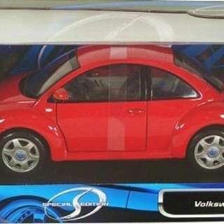 🚚 福斯new beetle金龜車