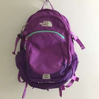 The North Face MINI YAVAPAI 13吋電腦背包 靛紫色