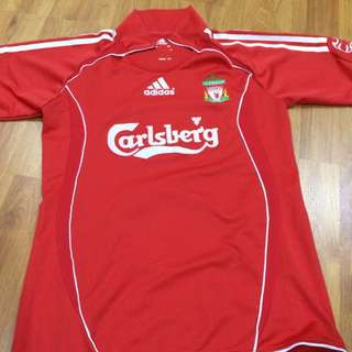 Liverpool Jersey(home)