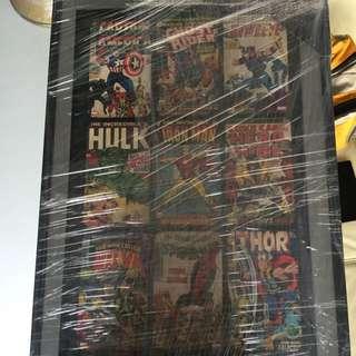 Marvels Hero Frame