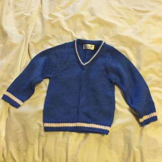 *Reserved - Boys Sweater