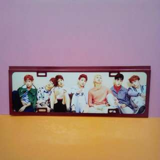 Customise Long Kpop Door / Wall Decoration Plate