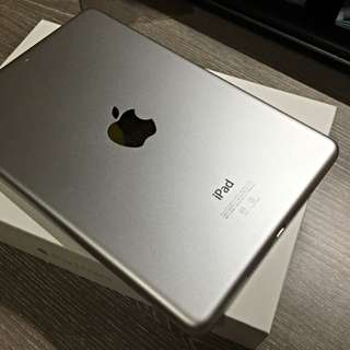 Apple iPad Mini3 銀色16G Wifi版