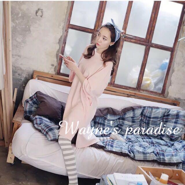 ✨韓版甜美舒適寬鬆睡衣套裝/居家服