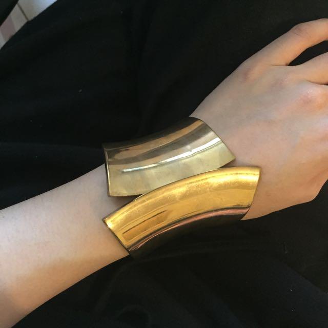 霸氣女王金屬手環