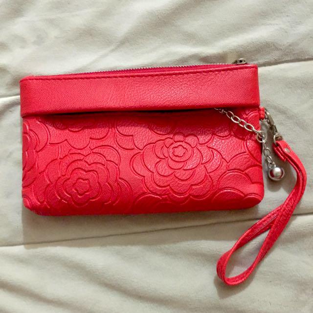 薔薇手拿包