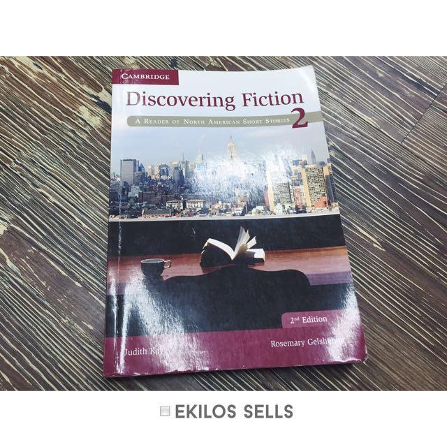 文藻 Discovering fictions 2 英文閱讀課本 英文 文章 英文短文