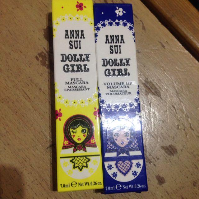 Anna Sui睫毛膏