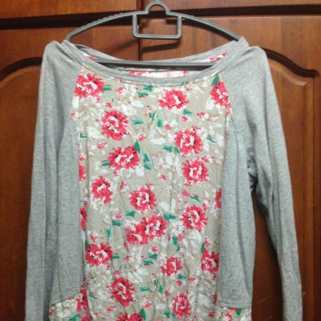 Pre❤️ Applemint Floral Shirt