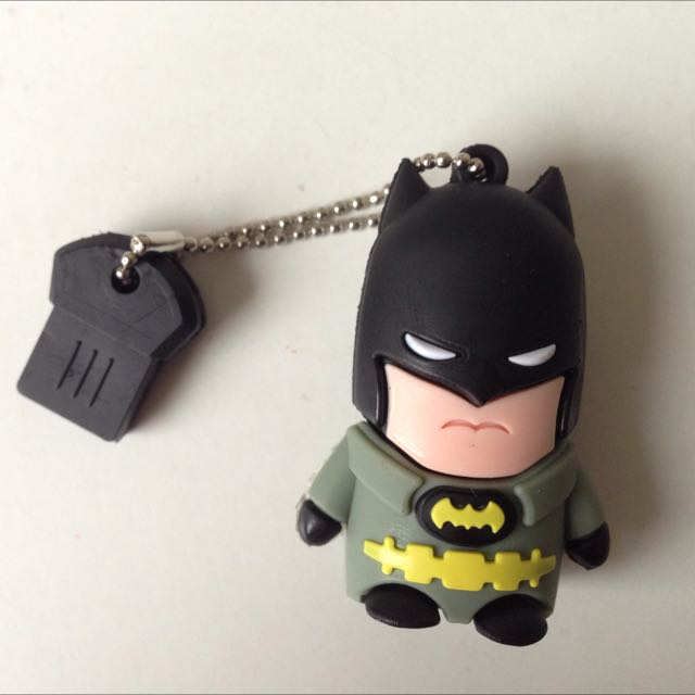 Batman 128GB USB Flash Drive Memory Stick