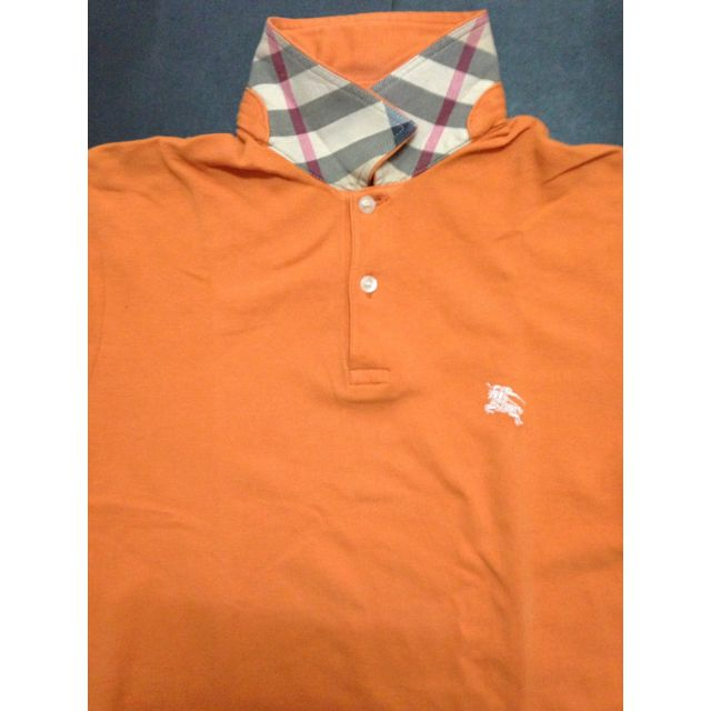 8a88c6795 (REDUCE) Authentic Burberry brit polo shirt , Men's Fashion on Carousell