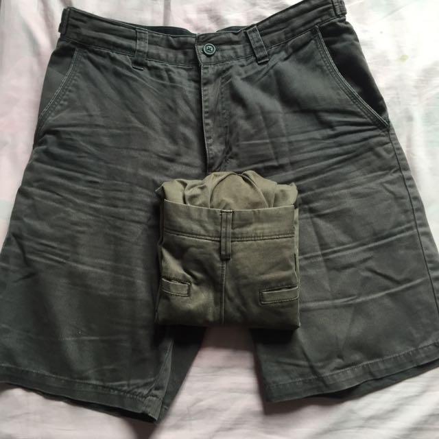 HANG TEN 短褲